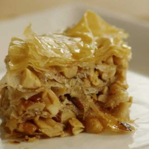 Mamma S Greek Baklava Pappas Greek On Wheels